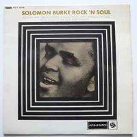 Cover Solomon Burke - Rock 'N Soul [EP]